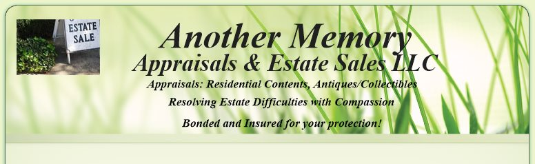 Another Memory - Appraisals & Estate Sales LLC